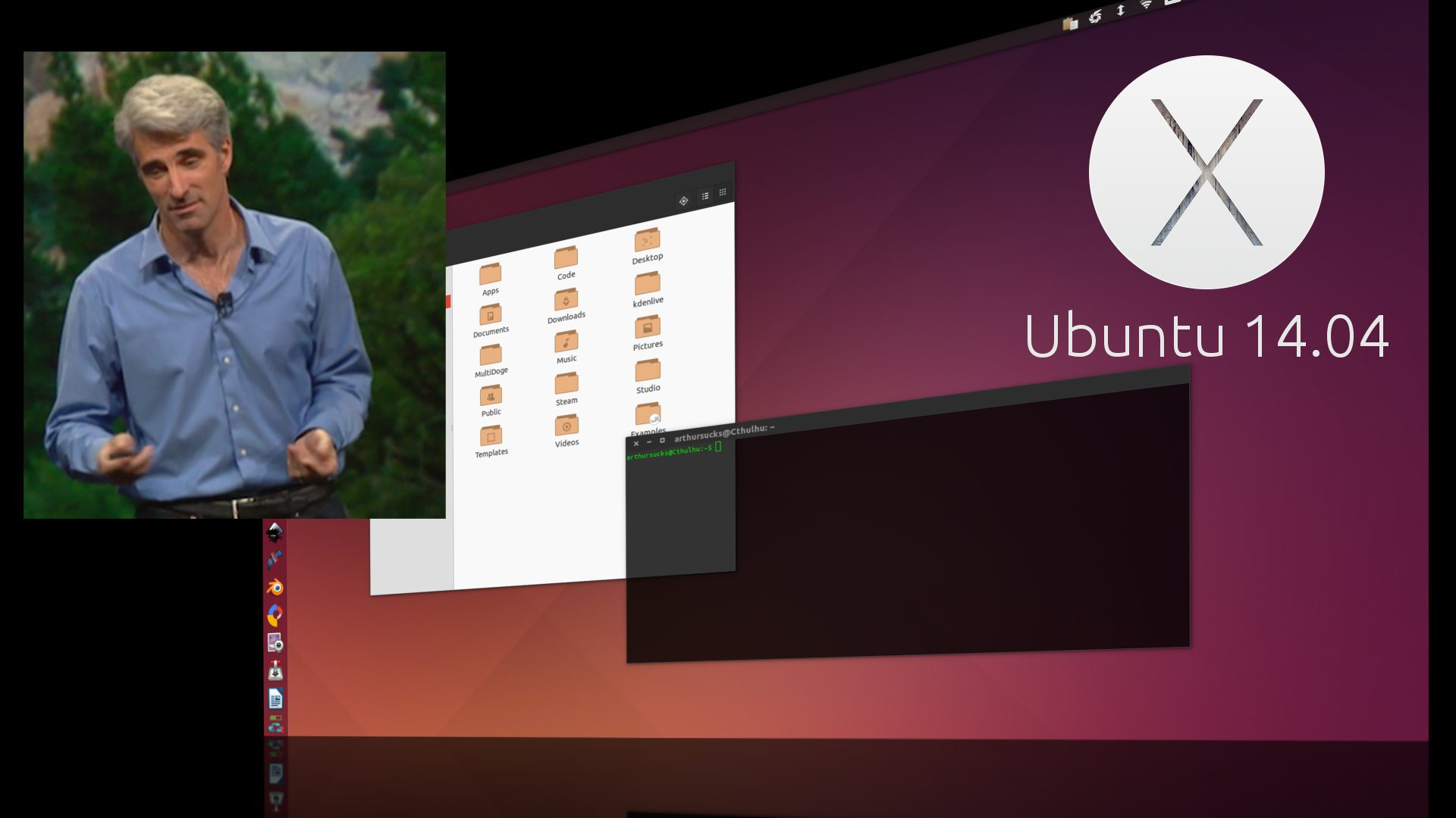 Apple Ubuntu